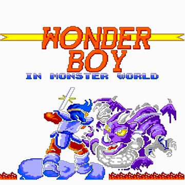 wonder boy by damdirtyapeuk