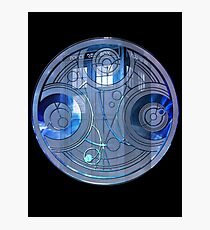 Time Lord Seal Photographic Print