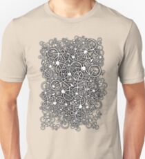 Tangled Up In Bicycles T-Shirt