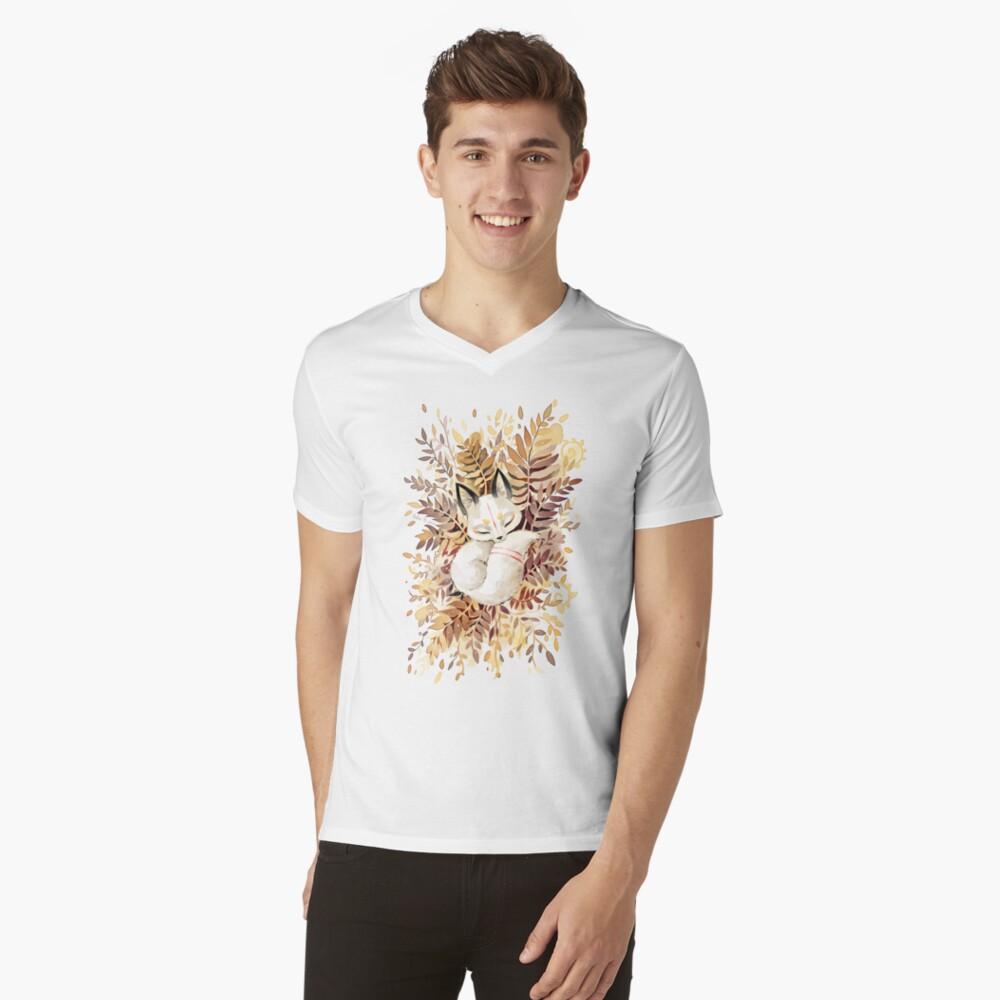 Slumber V-Neck T-Shirt