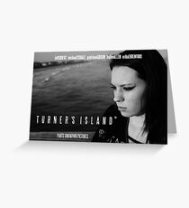 More official 'Turner's Island' merchandise! From Parts Unknown Pictures Greeting Card