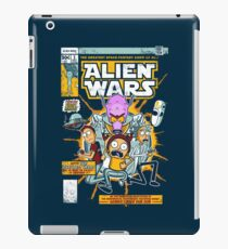 Alien Wars iPad Case/Skin