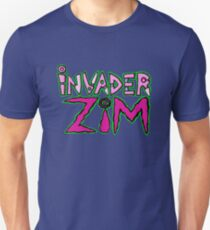 Invader  Z Zim T-Shirt