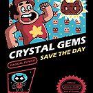 Crystal Gems by Scott Weston