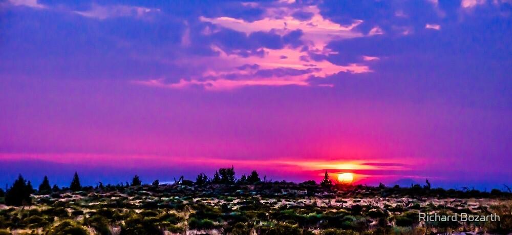 Redmond Sunset 101 by Richard Bozarth
