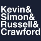 Kevin Simon Russell Craw by David Cumming