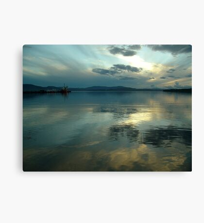 Afterglow (1) Canvas Print