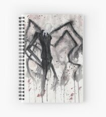Slenderman II Spiral Notebook