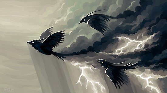 Stormbringers by freeminds