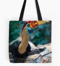 My new favorite bird posing for me Tote Bag