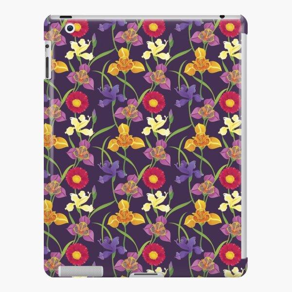 Tigridia, Iris, Daisy Pattern iPad Snap Case