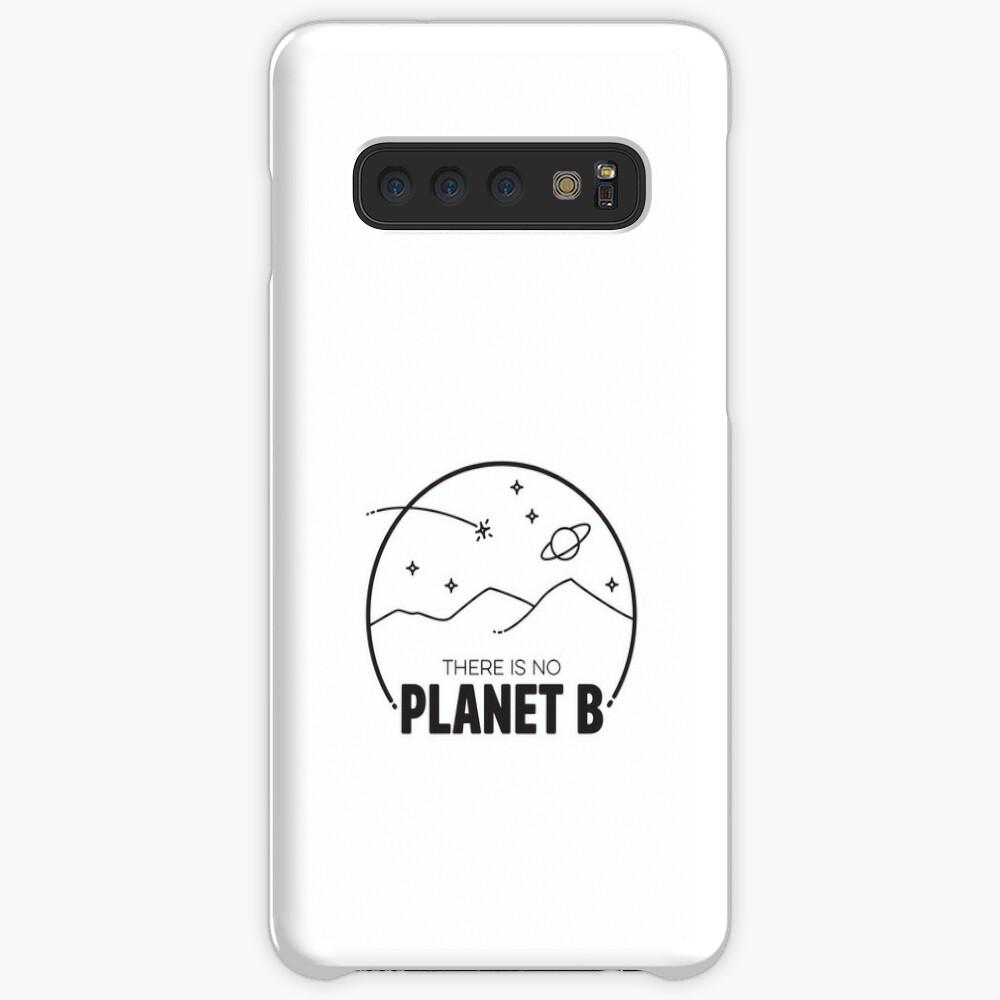 No Planet B - Black Case & Skin for Samsung Galaxy