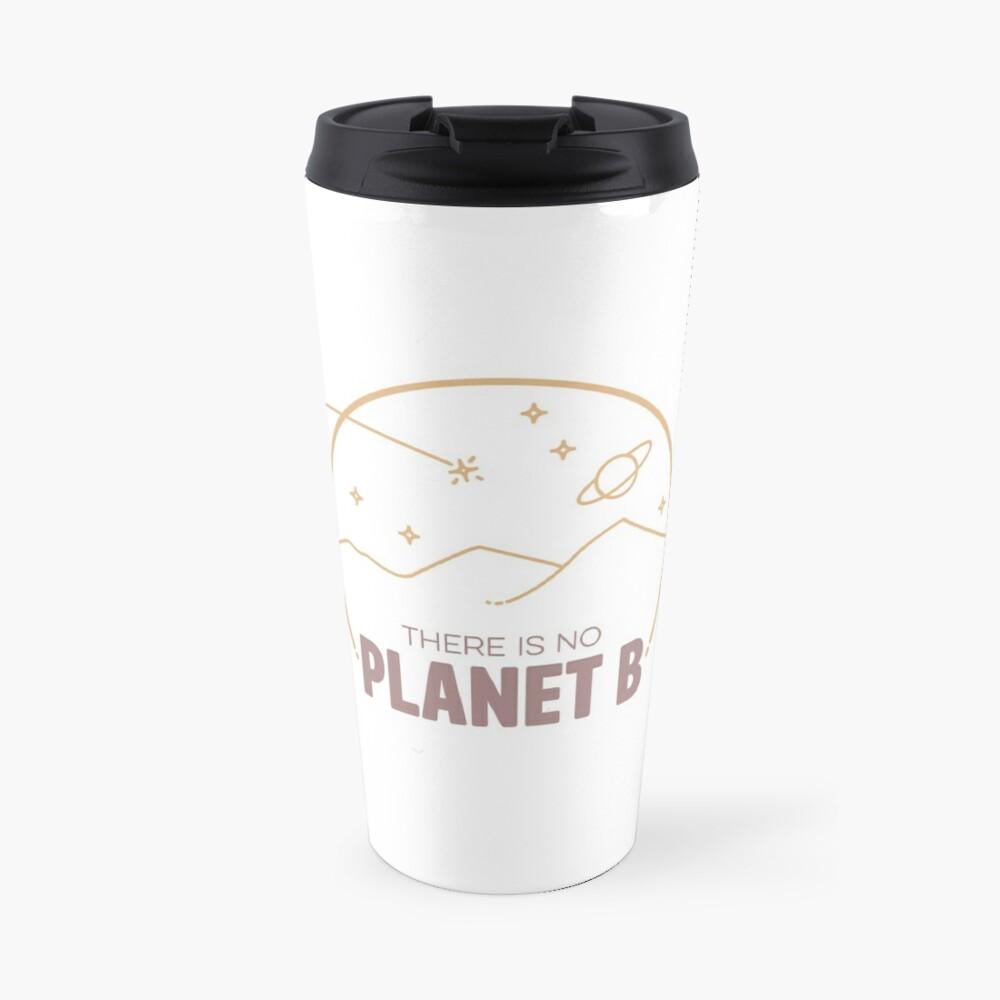 Journey to Planet B! Travel Mug
