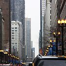 State Street- Chicago by CallinoisArt