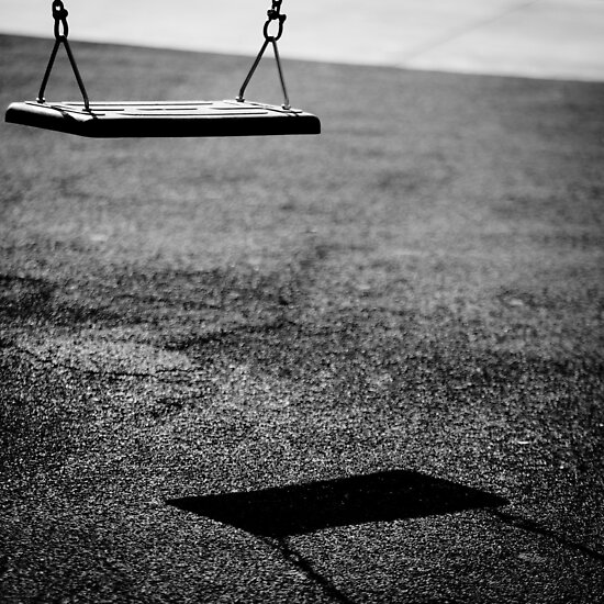 swing of shadows by Victor Bezrukov