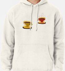 Coffee Time Pullover Hoodie