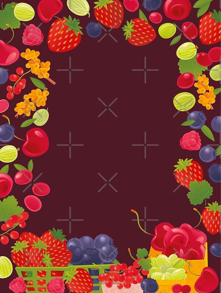 Fruits Market by rusanovska