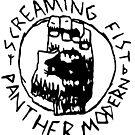 Screaming ZEF Fist by jerasky
