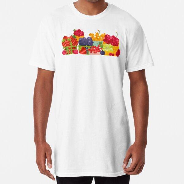 Organic Farm Long T-Shirt