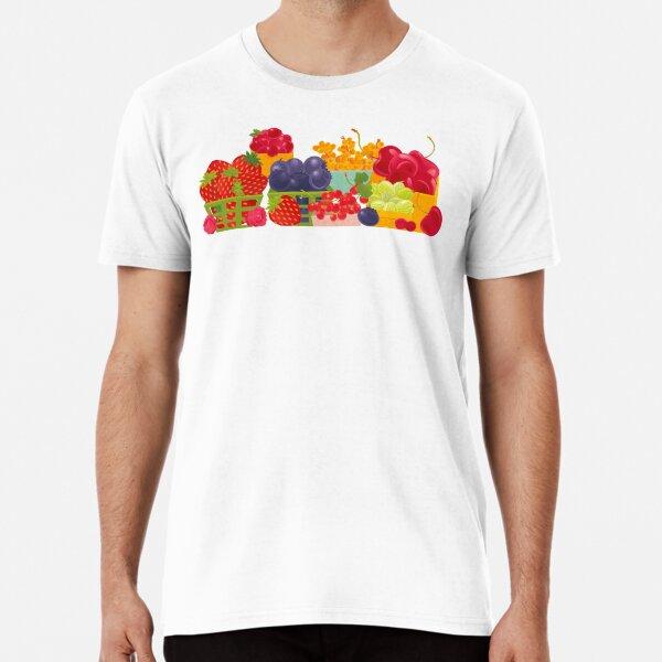 Organic Farm Premium T-Shirt