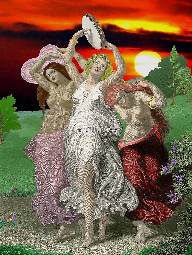 Beauty, version two. by albutross