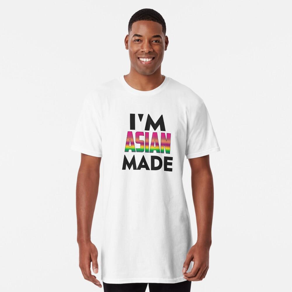 Asian Made Long T-Shirt