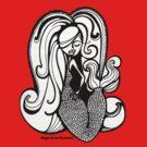 Ink Mermaid by signaturelaurel