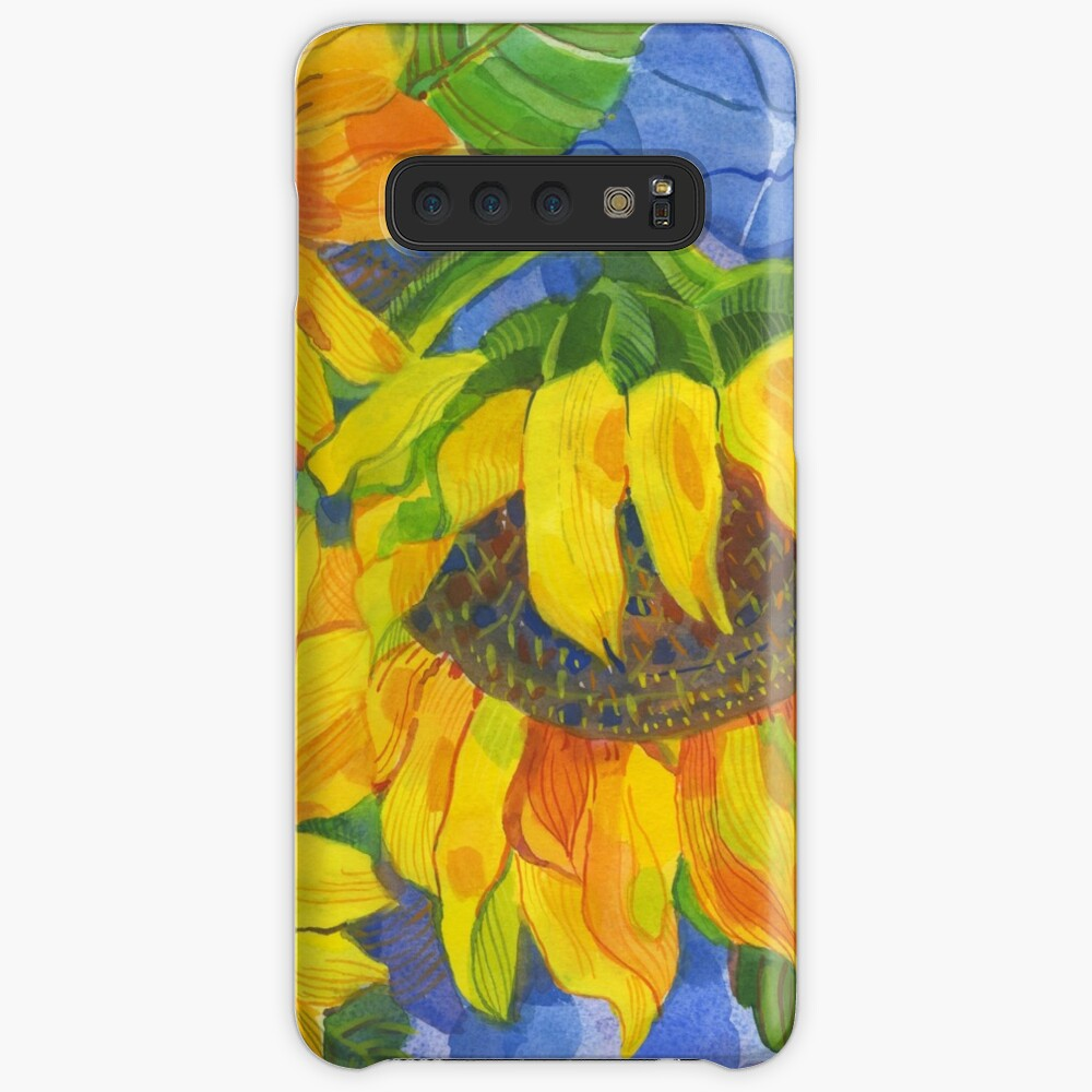 Sunflowers Samsung Galaxy Snap Case