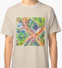 Neural network motif Classic T-Shirt