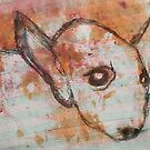 "Face, Bernard Lacoque-60 ""Too sensitive"" by ArtLacoque"