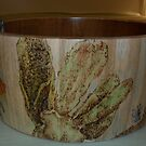 cactus Arizona bowl by lynnieB