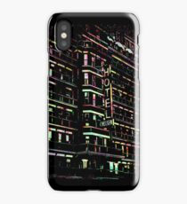 Hotel Chelsea New York City iPhone Case