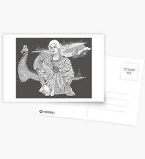 Lost Knight Postcards