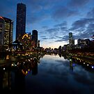 Yarra River by SteveDDay