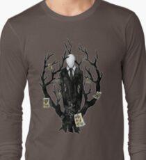 Slenderman III Long Sleeve T-Shirt
