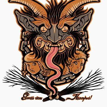 Krampus 2010 by missmonster