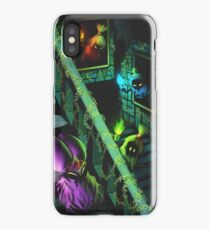 Poe Sisters iPhone Case/Skin