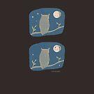 Owl Light by tanaudel