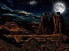 Moonstruck by Nathalie Chaput
