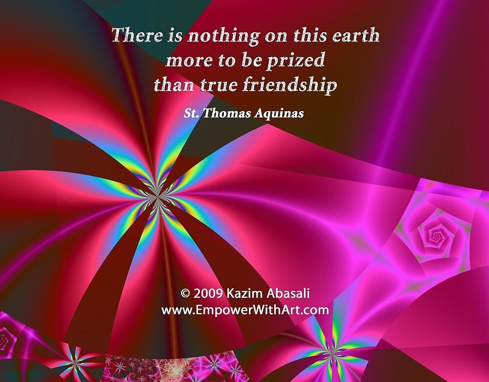 True Friendship by empowerwithart