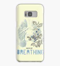 Romantic Ecology Samsung Galaxy Case/Skin