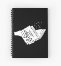 Complete Guide To Witchcraft  Spiral Notebook
