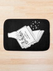 Complete Guide To Witchcraft  Bath Mat