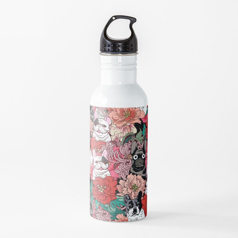 Because French Bulldog  Water Bottle