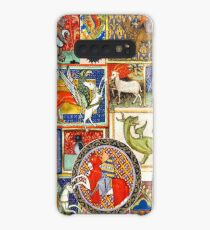 Medieval beasts Case/Skin for Samsung Galaxy