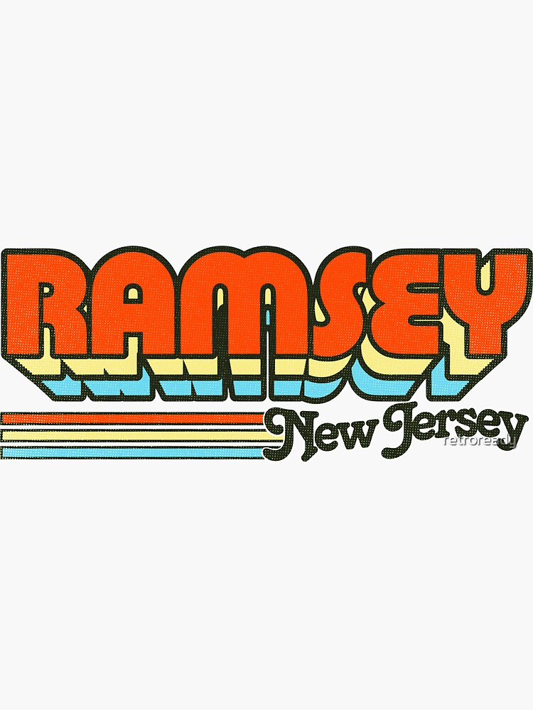 Ramsey, NJ by retroready