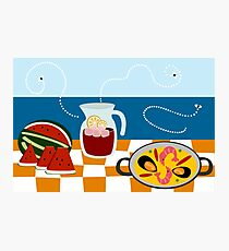 Beach Bar Photographic Print
