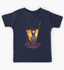 Waving Claptrap! Kids T-Shirt