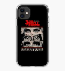 zombies scary green eyes blood iphone case