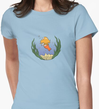 Girl In The Ocean T-Shirt